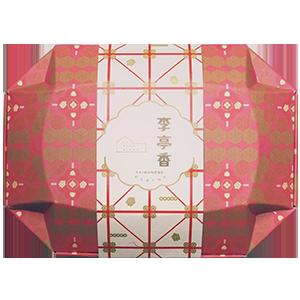 李亭香 聚金會神祈福三寶禮盒