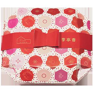 李亭香 團圓百寶盒