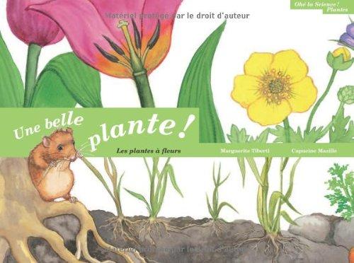 """<p style=""""text-align: center;"""">UNE BELLE PLANTE</p><p style=""""text-align: center;"""">美麗的植物</p>"""